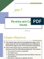 re entry dan karir