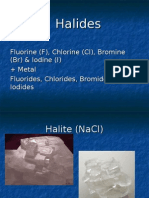 Halides+Carbonates