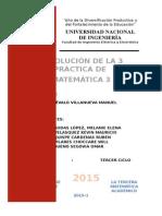Resolucion de La Practica n3 de Matematica III