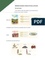 Elaboracion de Meriendas en Base a Productos Del Altiplano