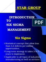 Six Sigma Presentation-1