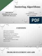 Survey of Clustering Algorithms