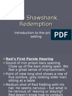 The Shawshank Redemption Prison Setting[1]