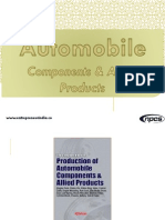 Automobile Components & Allied Products