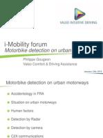 VALEO Motorbike Detection