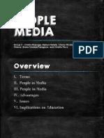 people media ppt  2