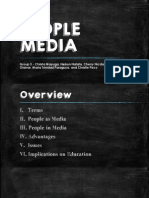 people media ppt  2