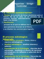 Planificacion Estrategica 3 Clase - Agosto 2015
