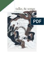 Bear Talk & a Song