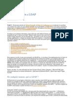 Una Introducción a LDAP