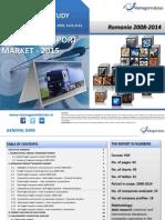 Piata Transporturilor de Marfa Romania 2008-2014 - Prezentare Rezumativa