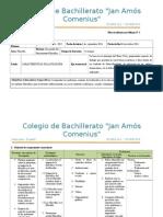 AcadémicoPlan Académico Por Bloque N 1 Dpf