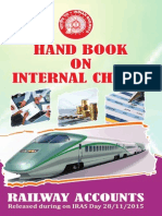 Railway Hand Book on Internal Checks
