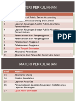 Kuliah 1 the Nature of Public Sector Accounting