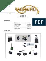 Rider Dragonfly