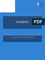 Accounting Basics Study Material 0