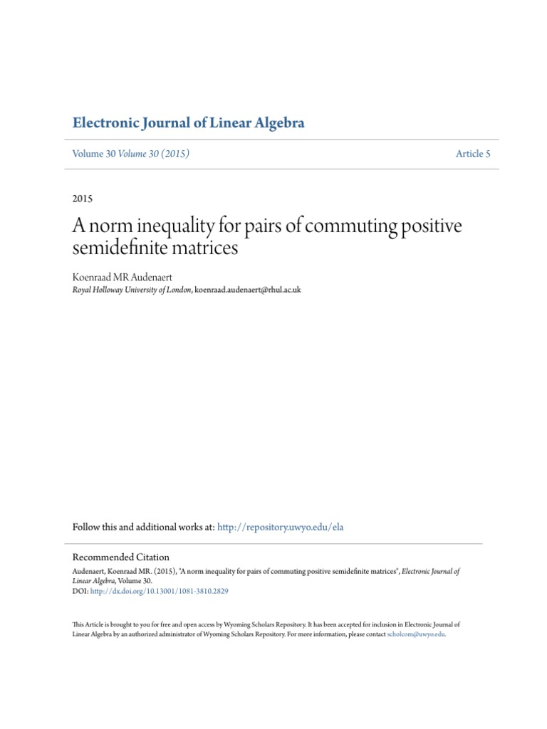 A norm inequality for pairs of commuting matrices.pdfA norm inequality for pairs of commuting matrices.pdf