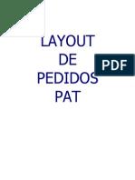 Layout Ticket PAT