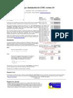 Descarga e Instalación de LTSP, version 3.0