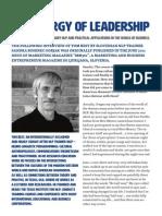 The Energy of Leadership