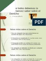 FILOSOF.DER - Introducción al Derecho.Diplomado