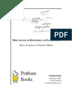 Pratham Books - Open Access to Children's Books