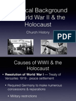 historical background to wwii
