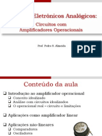 CEL099 - 002 - Circuitos com Amplificadores Operacionais.pdf