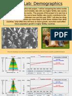 U4 - Online Lab Demographics