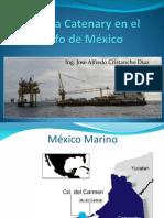 Sistema Catenari en El Golfo de México (1)