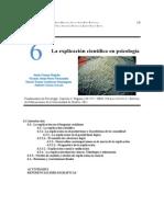 CAPITULO 6 - Fundamentos de Explicacion Cientifica Para La Psicologia