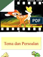 Definisi Tema & Presentation