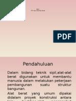 ALAT BERAT DAN PTM - 2