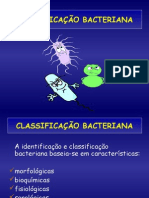 AULA 6- CLASSIFICAÇÃO BACTERIANA.ppt
