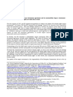 FIDH Open letter