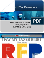 UNIFEEDS_tax.ppt