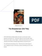 parvana chapter 1