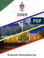 Iasi - Raport Primar 2009 - Sinteza