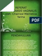 Refrat Candidiasis Vaginalis