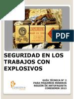 Guia Tecnica Explosivos