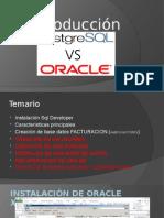 Trabajo Base Datos Posgres y SQL Oracle