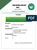 practicas de sistemas agroforestales en chachapoyas peru