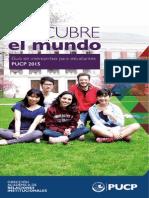 Guía de Intercambio Estudiantes PUCP 2015