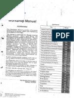 Manual Despiece Kia BongoK2700 4x4 dcab