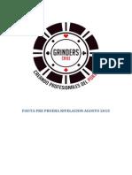 Pauta Pre Prueba Nivelacion Agosto 2015(1)