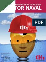 CIG Guía Buenas Prácticas de PRL en el Sector Naval CAST. WEB