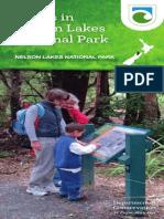 Nelson Lakes Short Walks Brochure