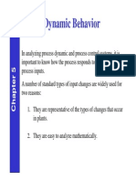 Chapter 5 DynamicBehaviour