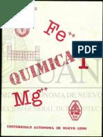 Quimica Libro Mexico