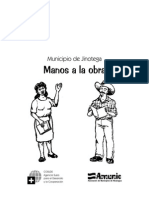 Manual Municipal Ejemplo Nicaragua JINOTEGA